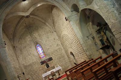 Iglesia Monasterio de Sant Sebastia dels Gorgs