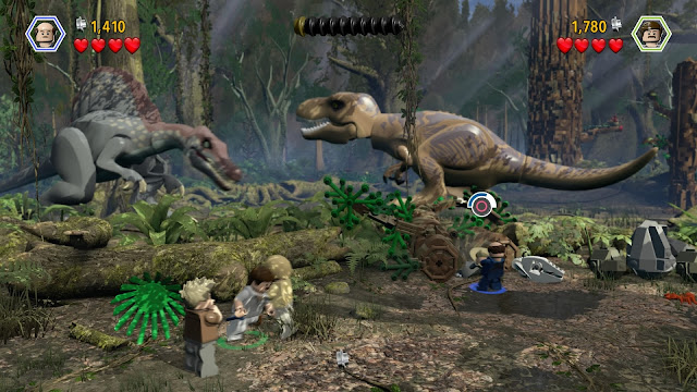 LEGO Jurassic World Screenshot-3