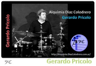 Gerardo Pricolo - Alquimia Diaz Colodrero