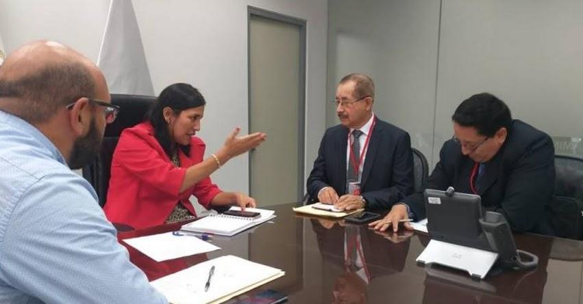 MINEDU atenderá con 419 plazas docentes a la región San Martín