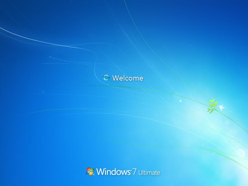 Cập nhật tháng 5 2017 Windows 7 Ultimate no soft no drivers không cá nhân hóa