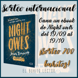 Sorteo Night Owls