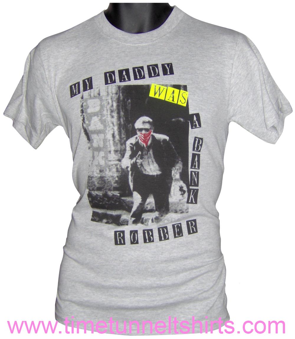 c023879c The Clash Bankrobber t-shirt | TIME TUNNEL T SHIRTS