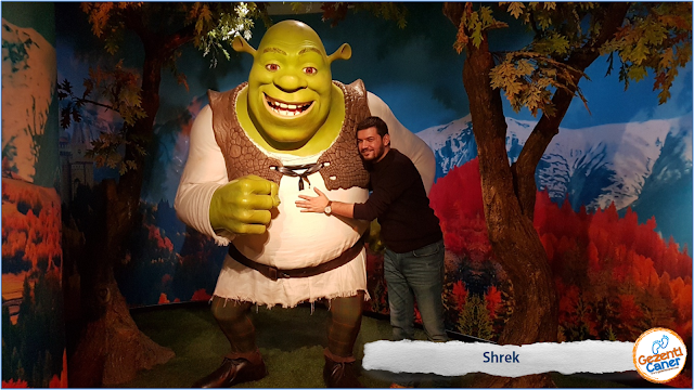 Shrek-Madame-Tussauds
