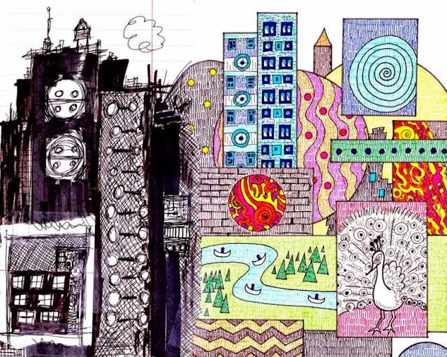 seeing calvino le città invisibili su tumblr