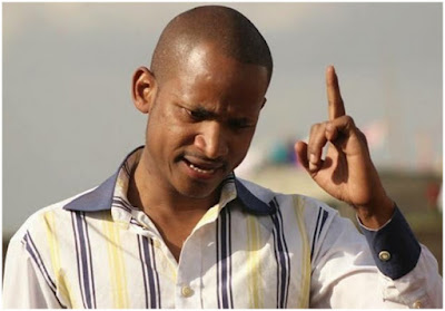 Babu Owino talking about Kisumu demos. PHOTO | FILE
