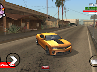 Chevrolet Camaro zl1 2009 Bumblebee for GTA SA Mobile