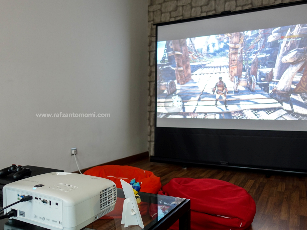 ViewSonic M1 - Projektor LED Ultra-Mudah Alih Yang Mudah Di Bawa Ke Mana Sahaja !