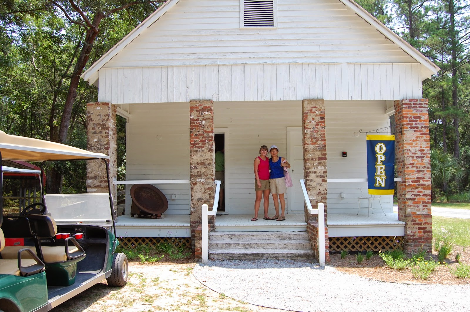 Visiting Daufuskie Island, South Carolina | CosmosMariners.com