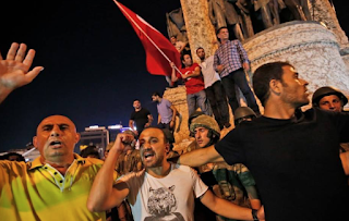 Why You Should Care About The Coup In Turkey