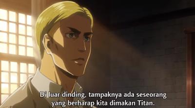 Shingeki no Kyojin Season 3 Episode 12 Subtitle Indonesia