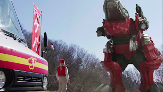 Kishiryu Sentai Ryusoulger - 06 Subtitle Indonesia and English