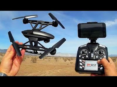 Spesifikasi Drone JXD 509W - GudangDrone