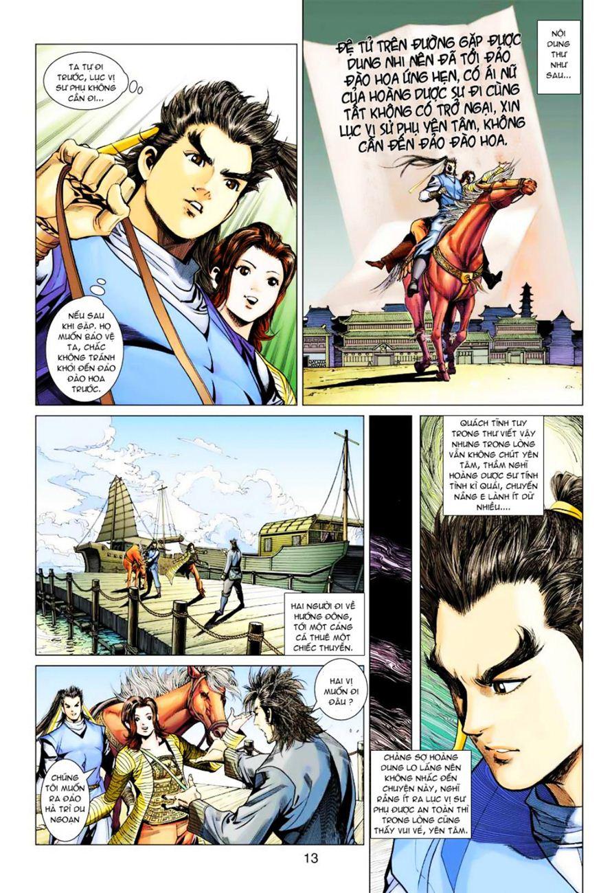 Anh Hùng Xạ Điêu anh hùng xạ đêu chap 39 trang 13