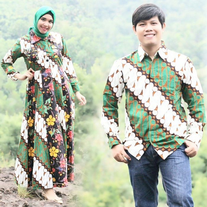 Model Batik Couple 2019 Model Batik 2019