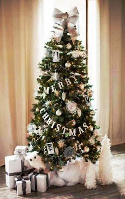 Dekorasi Pohon Natal Paling Keren