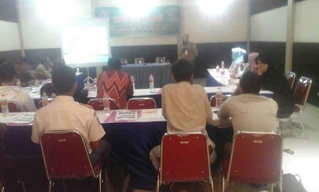 Cegah Penularan TB, Comunity TB  & HIV Care Aisiyah dan Dinas Kesehatan Kuningan  Adakan Pelatihan