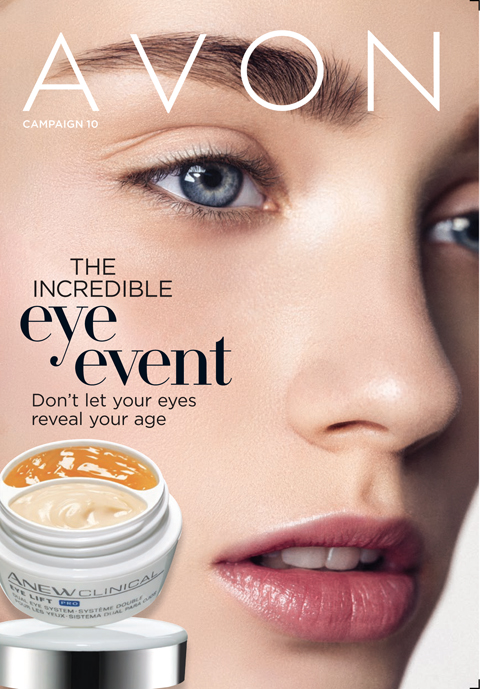Avon Campaign 10, 2018 Representative orders are due May 1, 2018