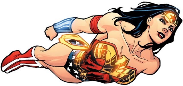 """Wonder Woman"" Trailer & Movie Review"