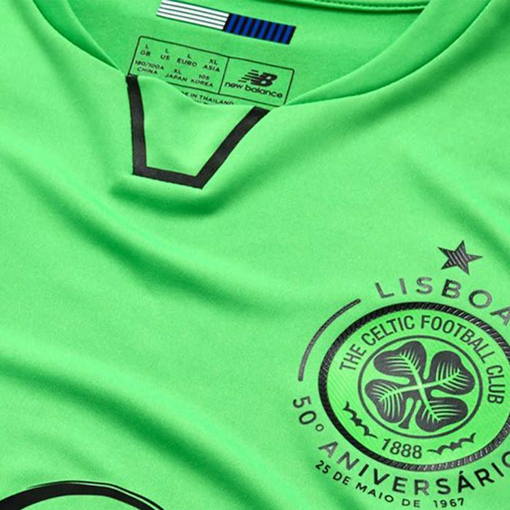 New Balance Celtic 17-18 Third Kit Released - Footy Headlines ec530cbd1