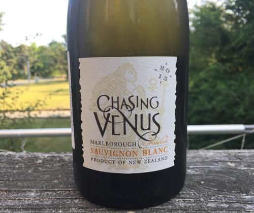 Chasing Venus Marlborough 2015 Sauvignon Blanc