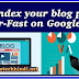 Blog Posts Ko Super-Fast Search Engines Par Kaise Index Kren ?