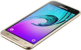 Samsung Galaxy J3 Warna Emas
