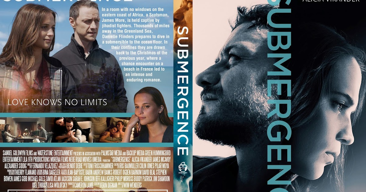 Submergence DVD Cover | Cover Addict - Free DVD, Bluray