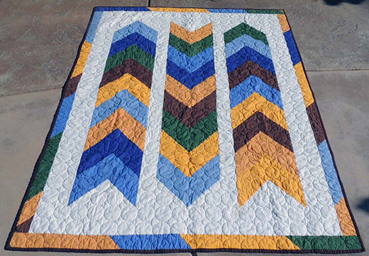 Which Way Is Up Quilt Free Pattern