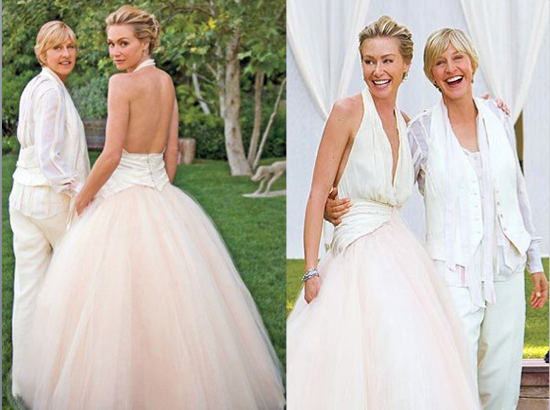 Wedding Fashion: Pretty In Pink