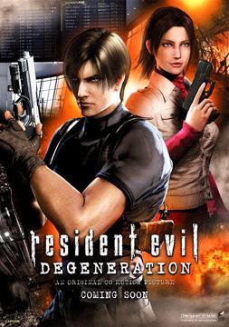 Resident Evil: Degeneracion en Español Latino