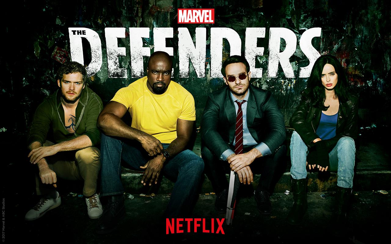 Resultado de imagen de the defenders