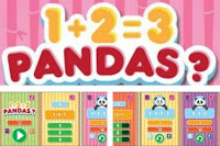 1+2=3 Pandas?-Mathematical Game