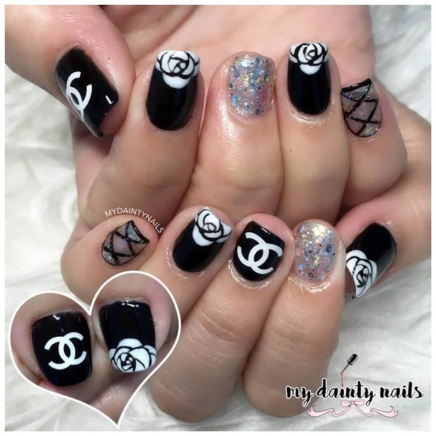 dainty nails