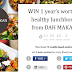Get Free 1 year Healthy Lunch Food @ Dah Makan Malaysia with Free Delivery!