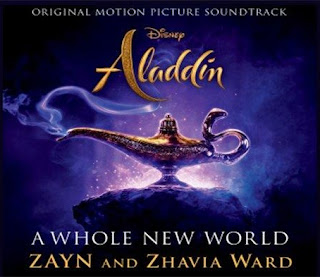 Arti Lirik Lagu a Whole New World - ZAYN & Zhavia Ward