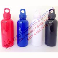 Botol Minum Sport Plastik (500 ml)