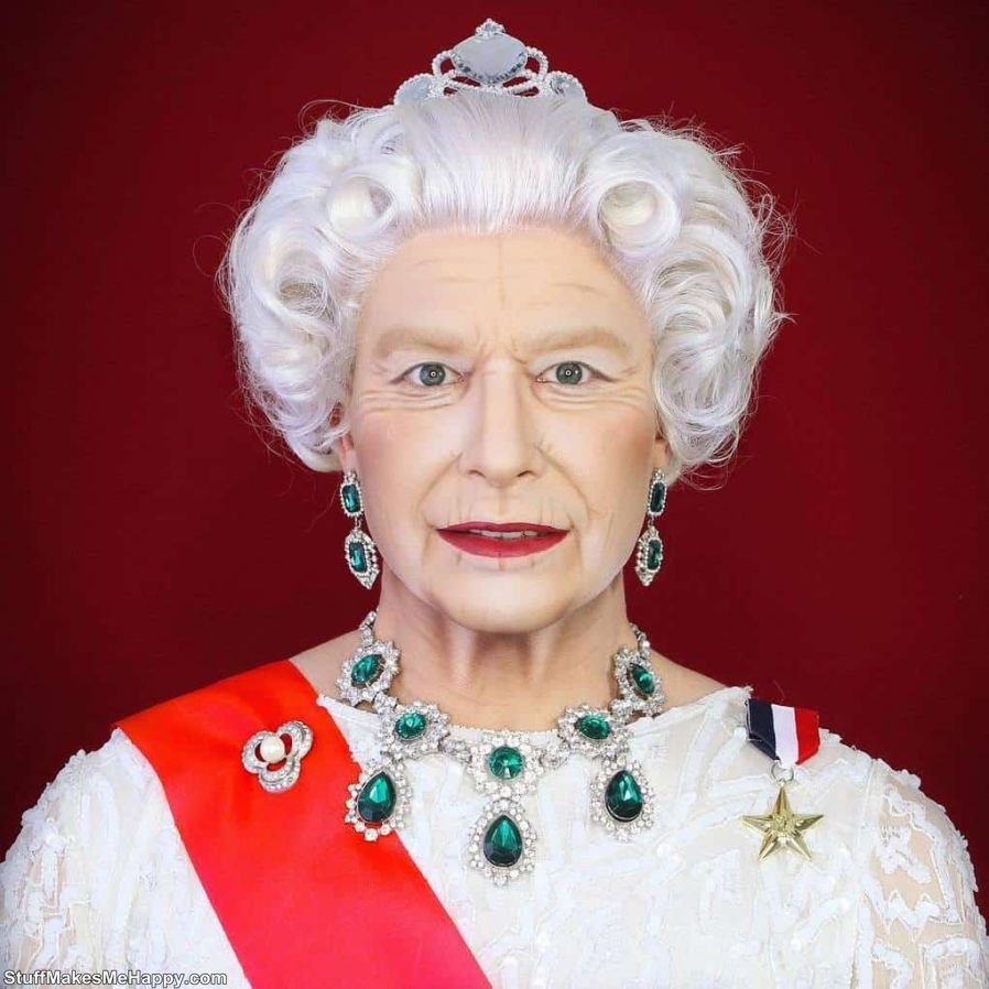 2. Elizabeth II