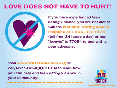 Teenage dating violence florida helpline