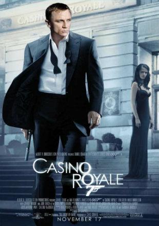 Casino Royale 2006 BluRay 450Mb Download Dual Audio 480p ESubs