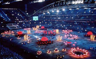 Olympics 2012: Opening ceremony