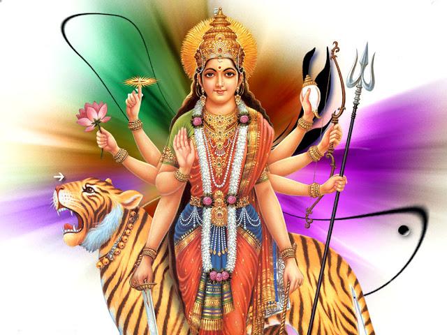 Best Maa Vaishno Devi HD Wallpaper For Desktop