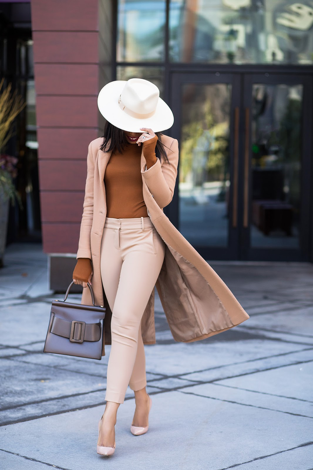 neutral work style, www.jadore-fashion.com