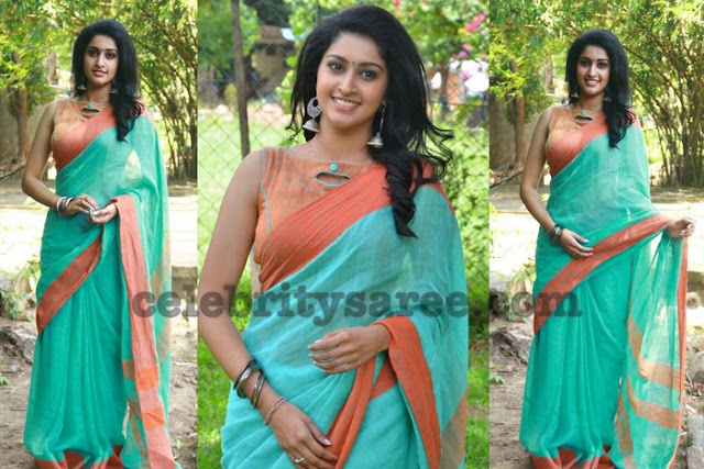 Tanya Sree Cotton Saree