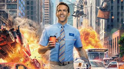 Free Guy: 'É o filme que mais gostei de fazer', afirma Ryan Reynolds