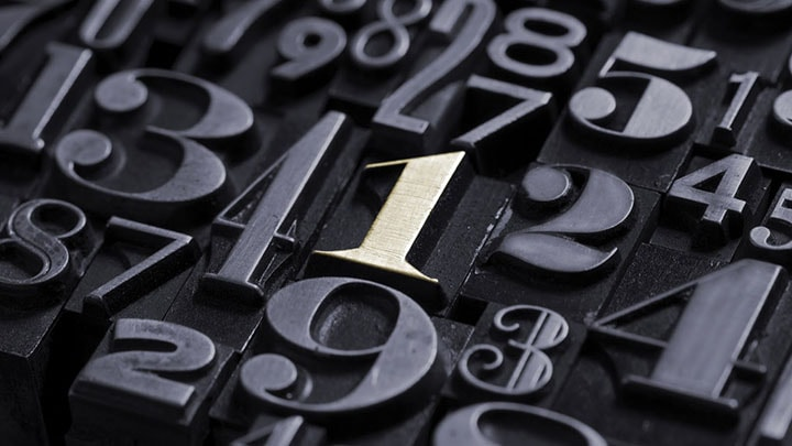 Significado de soñar con números