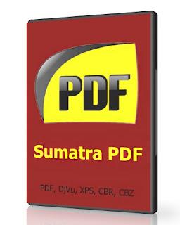 حمل آخر اصدار برنامج Sumatra pdf 3.1.1 2016 لقراءة جميع أنواع الكتب الاكترونية