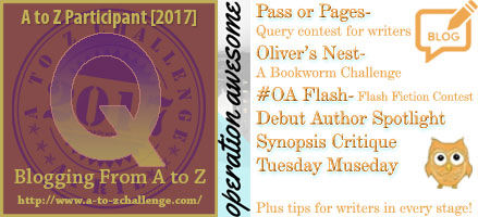 #AtoZchallenge 2017 Operation Awesome Quiz! Are You're Cut Out For Self-Publishing