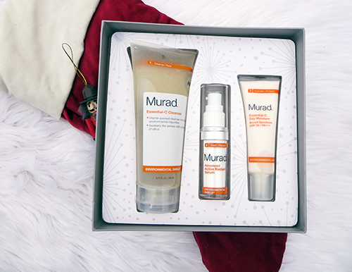 Give the Gift of Merry and Glowing from Murad ~ #Review #Giveaway #2017ChristmasGiftGuide