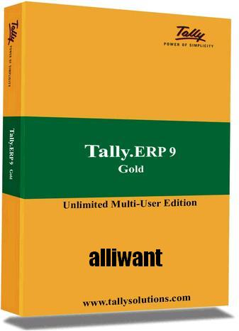 FULL Tally ERP 9 Release 3.2 [Gold Edition]